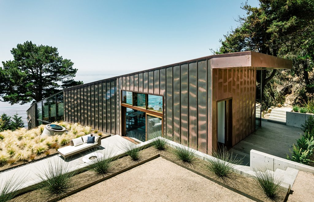 copper-siding-on-contemporary-exterior