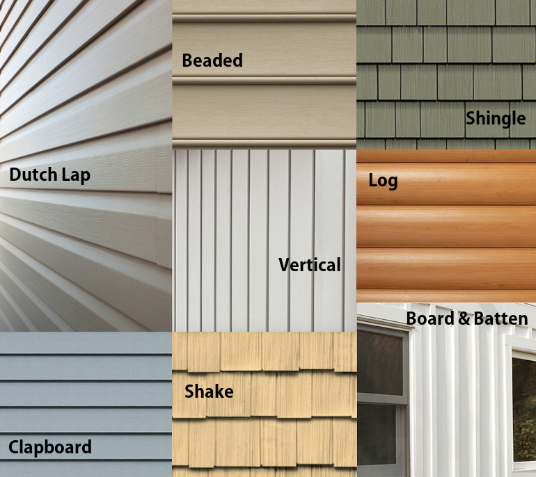 house siding options plus costs pros cons 2018